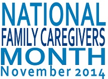 Care Giver Month
